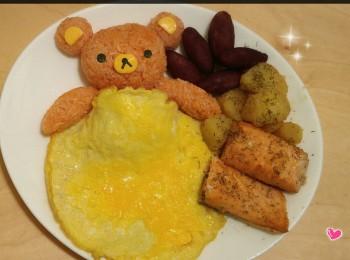鬆弛熊饭团