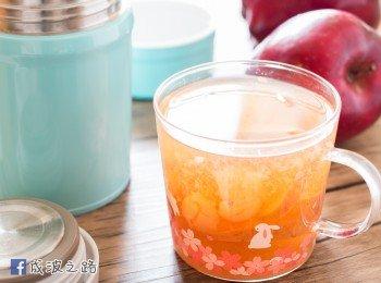 苹果桂圆茶