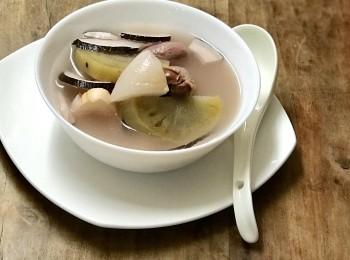 天山雪莲清润素汤