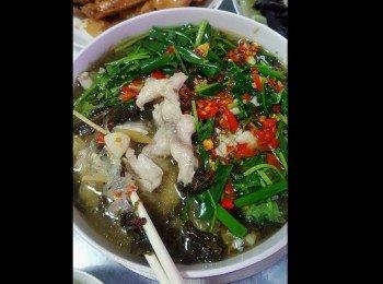 酸菜粉丝水煮鱼片