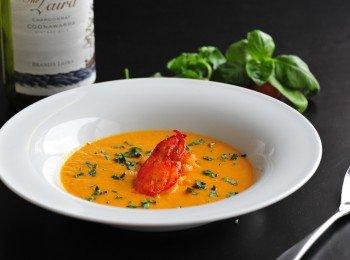 法式龙虾汤