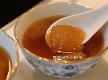消脂山楂苹果水