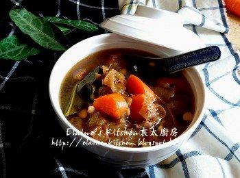 龙�叶三果汤
