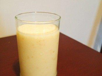苹果菠萝牛奶