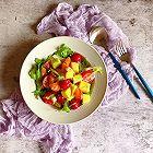 减肥轻食~酸奶蔬果沙拉