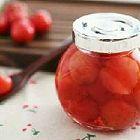 糖渍樱桃罐头