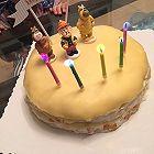 生日蛋糕之芒果千层