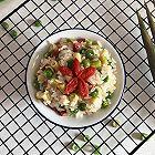 春天的糯米饭