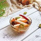 开胃小菜:话梅一夜渍萝卜