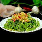 蒜香煸四季豆