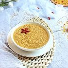 红糖金米粥