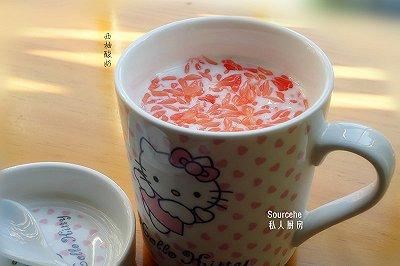 给早餐加维生素C西柚酸奶