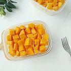 夏日甜品-芒果盒子蛋糕
