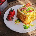 豆腐宝盒沙拉
