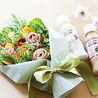 花束沙拉-丘比沙拉汁