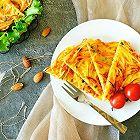 土豆胡萝卜鸡蛋饼