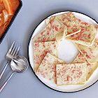 快手早餐―火腿鸡蛋饼