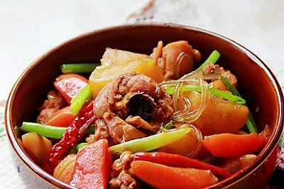 韩式安东炖鸡