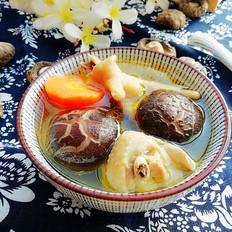 霸王超市 花菇炖鸡汤