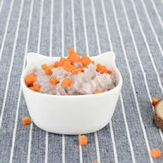 胡萝卜芋泥 7