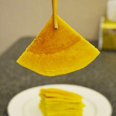 奶香玉米饼-无油更健康