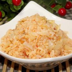 韩式泡菜米饭
