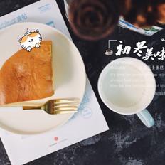 Q弹软萌的日式芝士蛋糕
