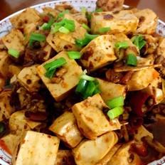 麻婆豆腐(海底捞底料版)