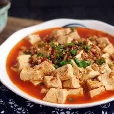 家常版―麻婆豆腐