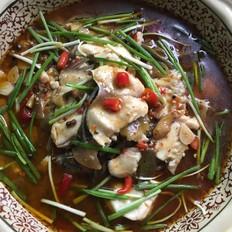 地道川味酸菜鱼