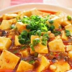 美味麻婆豆腐