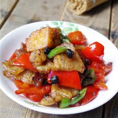 豆豉回锅肉
