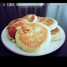 五香葱油饼