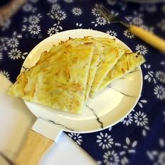 早餐就爱土豆丝煎饼