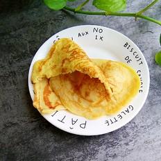 小米面煎饼