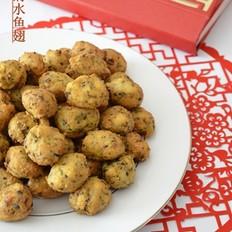 春节吉祥传统菜豆腐丸子