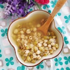 绿豆薏米汤