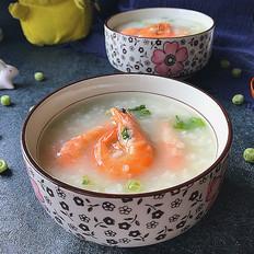 蔬菜海鲜粥
