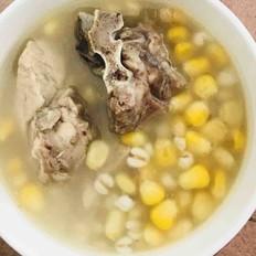 猪大骨薏米养生汤