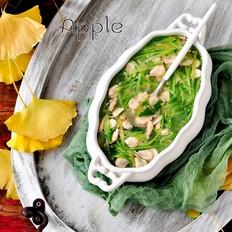 南极鳞虾萝卜粉丝汤
