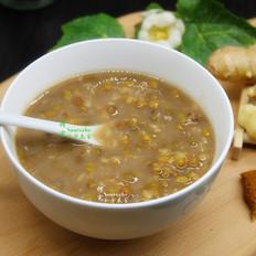 祛暑绿豆粥