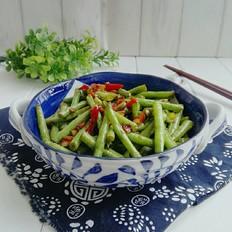 蒜蓉炒豆角