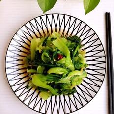 清爽小菜之油菜