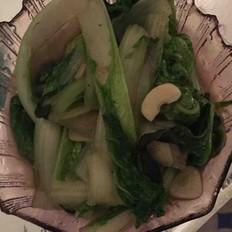 麻油小白菜