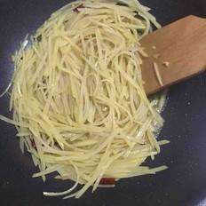 酸辣土豆丝
