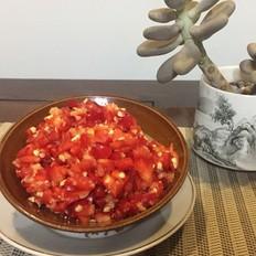 自制剁椒酱