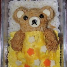 轻松熊咖喱饭
