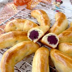 紫薯香蕉酥