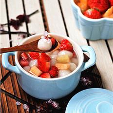 水果小糯米丸