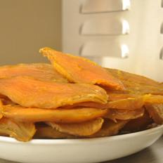 甜甜番薯干